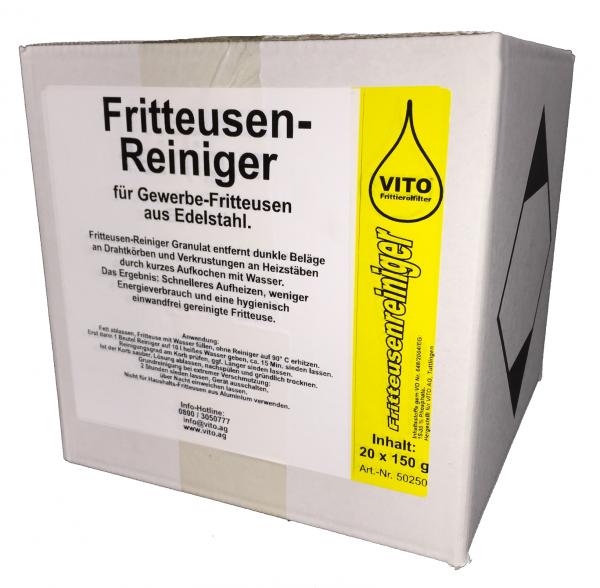 VITO Fritteusenreiniger - 20 x 150g