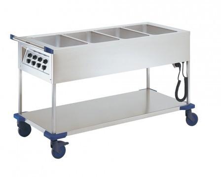 Blanco Speiseausgabenwagen SAW4