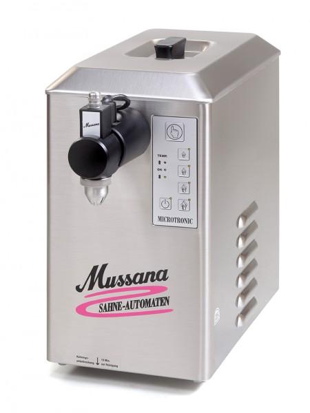 Mussana Pony Sahnemaschine 2-Liter