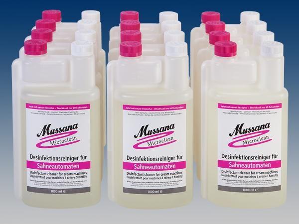 Mussana Mikroclean NEU 12 x 1 Liter