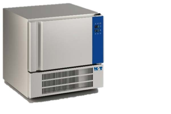 K+T Schnellkühler/Schockfroster SKF 5 x GN 1/1 Quereinschub