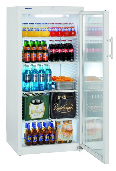 Liebherr FK 5442 Glastürkühlschrank Flaschenkühlschrank