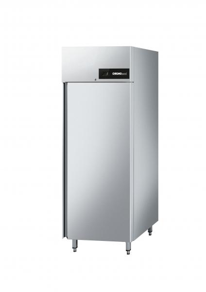 CHROMOnorm STAR – Tiefkühlschrank BR 650 GN 2/1, Steckerfertig Edelstahl