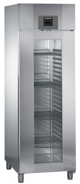 Liebherr GKPv 6573-42 ProfiLine Gewerbekühlschrank mit dynamischer Kühlung, Glastür und LED Beleucht