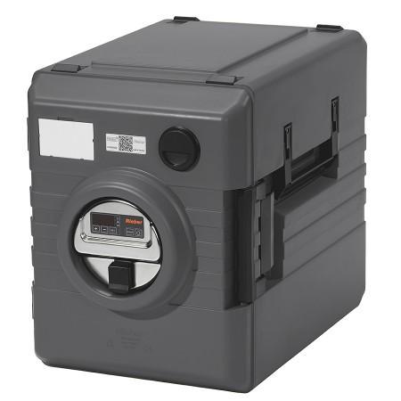Rieber 1000 KB Thermoport 4.0 zuheizbar - digital regelbar - schwarz