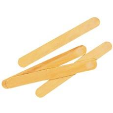 Neumärker Holzstäbe 1000 Stück flach für Waffeleisen