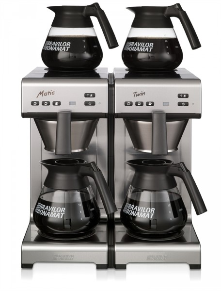 Bonamat Kaffeemaschine Matic Twin