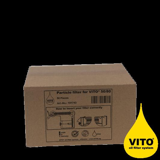 VITO Partikelfilter / Ölfilter für VITO 30 bei Gastrospar24.de kaufen!