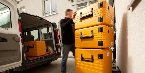 Rieber Thermoport Speisentransportbehälter 1000 K