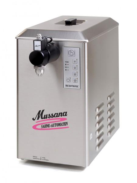 Mussana Lady  Sahnemaschine 6 Liter Lady