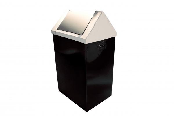 Abfallbehälter 75 Liter farblackierter Behälter