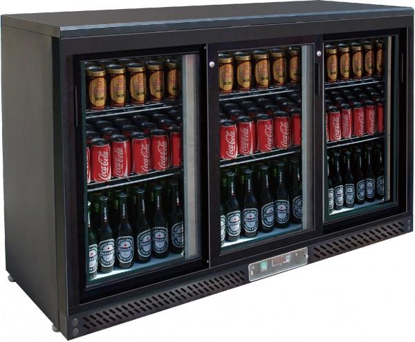 Saro Bar Cooler mit Schiebetüren Modell SC 316 SD
