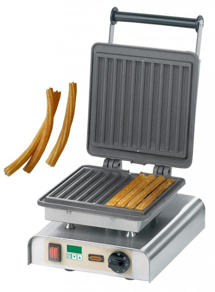 Neumärker Waffeleisen Churros Digitaltimer