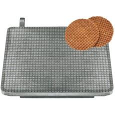 Neumärker Backsystem Stroopwaffel - auswechselbare Backplatte für Waffeleisen