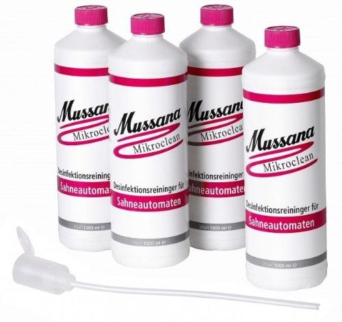 Mussana Mikroclean 4 x 1 Liter