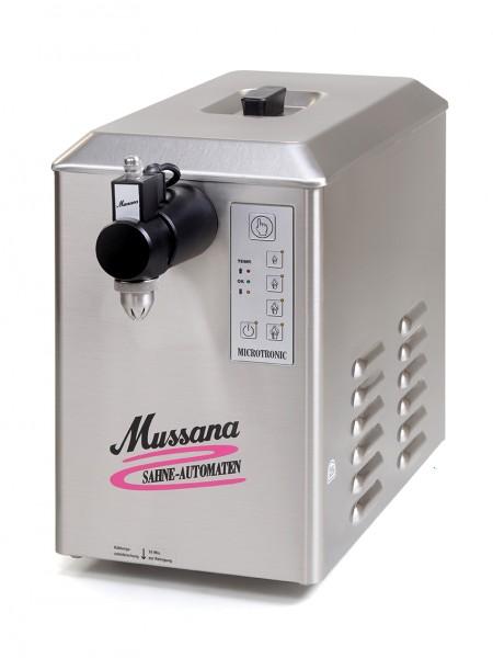 Mussana Boy Sahnemaschine 4-Liter Boy
