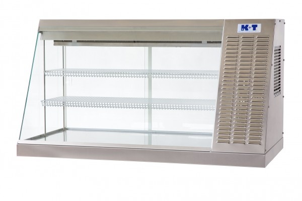 K+T Aufsatzkühlvitrine 100N