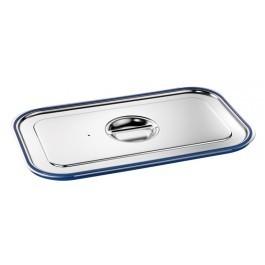 Blanco Deckel mit Formschlussdichtung für GN-Behälter ohne Griffe