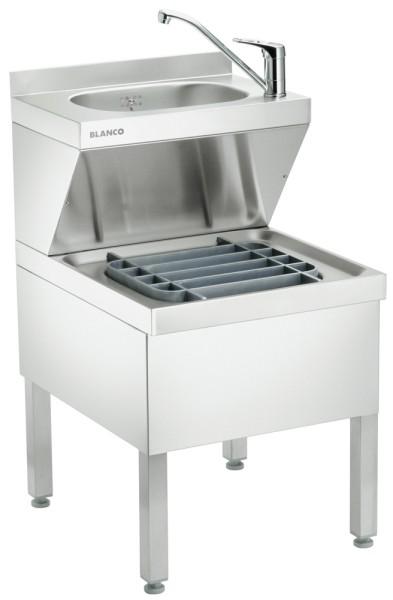 Blanco Handwasch- und Ausgussbeckenkombination HAU-P 5x7