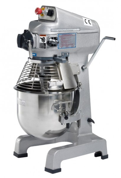 Krefft Küchenmaschinen - Planeten- Rühr- und Teigknetmaschine PR 21-S