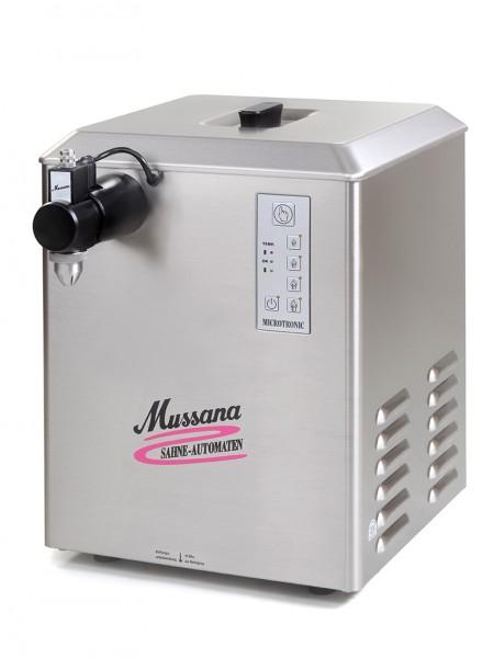Mussana Grande Sahnemaschine 12 Liter Grande