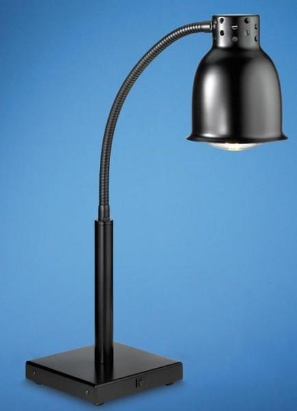 Scholl Wärmelampe mit Fußplatte Farben schwarz, gold, weiß bitte wählen!!!