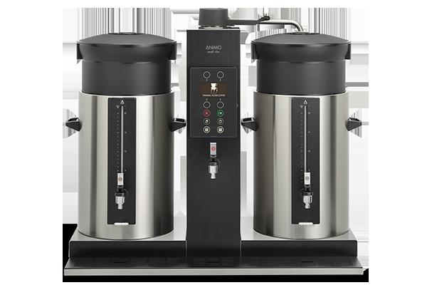 Animo Combi-Line CB 2x10W Kaffeemaschine mit Heisswasserhahn