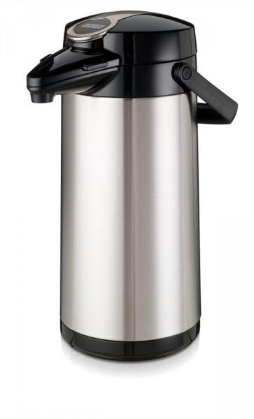 Bonamat Airpot Furento 2,2 Liter Isolierkanne mit Druckhebel
