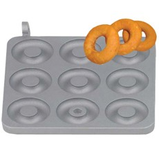 Neumärker Backsystem - Auswechselbare Backplatte Dony Donut