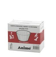 Animo Kaffeemaschine Filterpapier 90/250