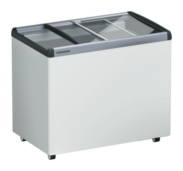Liebherr FT 3302 Flaschenkühltruhe Kühltruhe mit Glasschiebedeckel