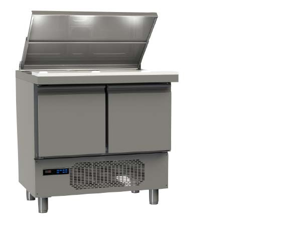 K+T Saladette SD 900 2T CNS
