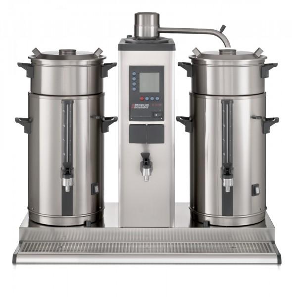 Bonamat B20 HW 2 x 20 Liter Rundfilter - Kaffeemaschine mit Heißwasserzapfhahn
