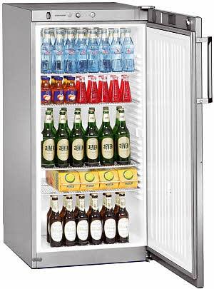 Liebherr FKvsl 2610 Premium Getränkekühlschrank mit Volltür
